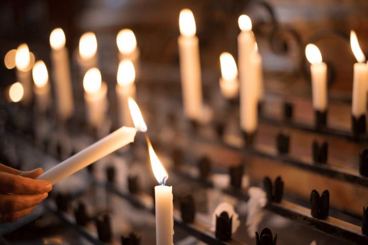Tænd et lys for de afdøde